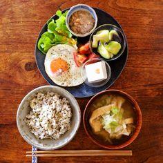 mmaaaiiii: 朝食10/7 - ftft