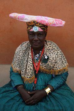 Herero - Namibia. indigenous assimilation survival invasion