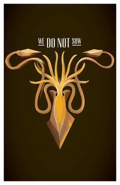 'We do not Sow' by Traviskoh. House Greyjoy