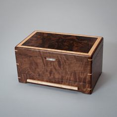 Jewelry Box Jewelry Organizer with Necklace by MountainViewWood, $325.00
