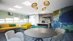 Name: Office N | Category: Office | Renders: IVA STUDIO | Concept: Prographic Architecture Studio 3d Interior Design, Concept, Studio, Architecture, Arquitetura, Studios, Architecture Design