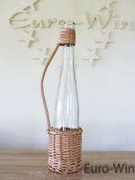 Butelka Belwedere 0,5 L w wiklinie Bottle, Home Decor, Decoration Home, Room Decor, Flask, Interior Decorating