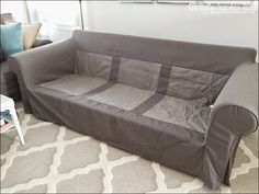 Slipcover For Sofa Cushions Separate