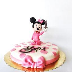 Minnie Baby Cake - La Fenice Pasticceria