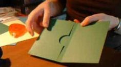 2min make-n-take: Pocket Cards, via YouTube.