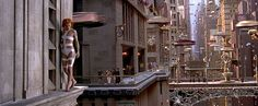 Cinema & Architecture . The Fifth Element