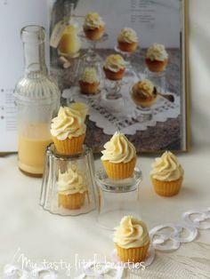 Eierlikör-Cupcakes