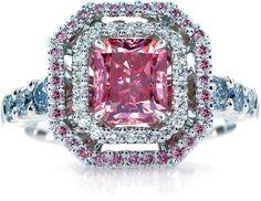 Calleija Pink Diamonds