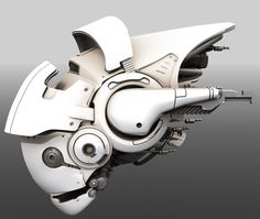 Tor Frick: Scifi Drone Old drone I designed and built. Rendered in realtime in unreal engine Cyberpunk, Robot Concept Art, Spaceship Concept, Modelos 3d, Concept Ships, Robot Design, Mechanical Design, Futuristic Design, 3d Artist
