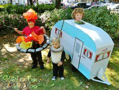 Kitchen Fun With My 3 Sons: Some of the best kids' Homemade Halloween Costumes!