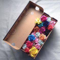 #origami roses