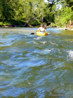 Elk River Float Trip from Pineville, MO to Noel, MO. This was always a adventure !!!
