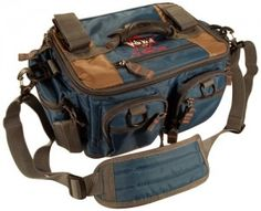 Wicked Gear Tackle Bag with 4 TIS 1100 boxes (Blue)