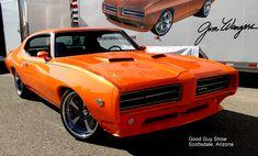1969 Pontiac GTO http://www.musclecardefinition.com/