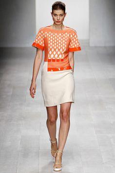 David Koma Spring 2013 – Vogue