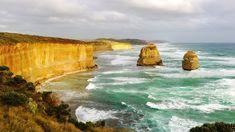free stock photos and public domai photos of Coastal landscape in Melbourne, Victoria, Australia Perth, Brisbane, Melbourne, Rip Curl, Canada Travel, Japan Travel, Portland, Lush, Costa