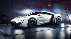 What else could the Lykan Hypersport be, but a hypercar? Made by Lebanese firm W Motors, it costs £2... - Lykan
