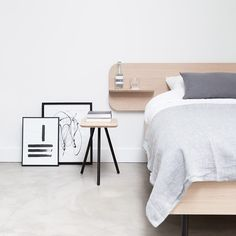 t i m e  to unwind and reload...we collaborated with @trecompany and @mariestellamaris_official to design this new bed 'Frame'. What do you think? Now available in our store :) by aprilandmay