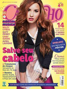 CAPRICHO 1167 - Demi Lovato