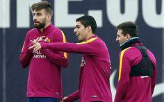 Busquets y Arda Turan baja en el entrenamiento del FC Barcelona por fiebre