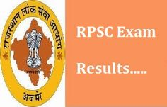 Candidate appeared in RPSC SET Exam 2013, their RPSC SET Exam 2013 Result and SET 2012, 2013 marks now available at rpsc.rajasthan.gov.in.