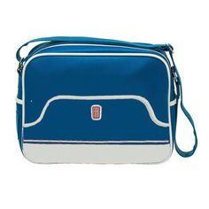 Fiat Bag Blue- this is cute!