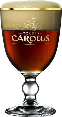 Another tripel that I quite enjoy. Gouden Carolus.