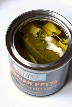 Yarra Valley Dairy's Persian Fetta - Forget chips and dip, this is the BEST!