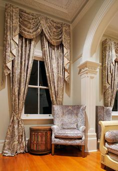 619 best Curtains and swags images on Pinterest   Blinds  Sheet         Style Drapery   Swags And Tails from Timeless Interior Designer   Australia  Find a matching French Style Drapery   Swags And Tails to suit  your decor