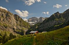 """""""Home Sweet Home, Champery, Switzerland""""- Adventurer and world traveler Andriy Semenyuk is a professional videographer and photographer from Lviv, Ukraine. """"You can be taught the technical aspects,"""" he said. """"But after that, it's just you and your camera."""""""