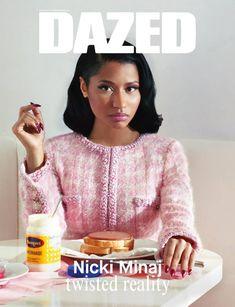 nicki minaj dazed and confused cover 3
