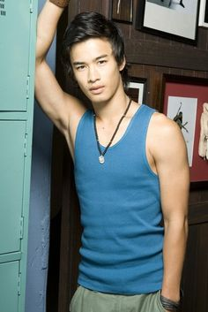 Jordan Rodrigues- he's a bit young but still really cute!!