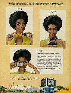 Kodak, 1964  Published in Ebony, August 1964 - Vol 19, No. 10