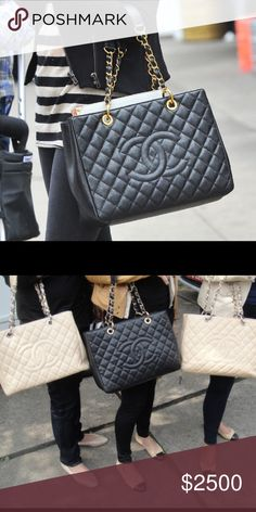 c0b3010e842c98 ISO Chanel GST Not selling...Looking for this bag...For