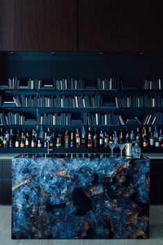 Bar interior design can give you the finest lighting inspiration. #modernchandeliersblog #lifestylebyluxxu #luxxumoderndesignliving #luxurydecoration #luxury #bar #designideas #bardesign #lighting #interiordesign Luxury Decor, Luxury Bar, Bar Interior Design, Modern Chandelier, Desktop Screenshot, Lighting, Inspiration, Home, Style