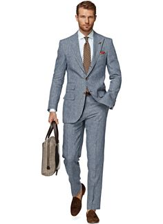 100% Linen from Suitsupply