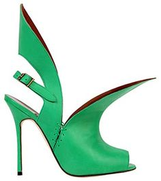 5e93ef91f2 Manolo Blahnik Spring   Summer 2013 shoes collection Suede Shoes