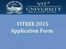 VITEEE 2015 online registrations extended from Feb 27 to Mar 15 The deadline for the online registration process of the Vellore Institute of Technology Engineering Entrance Examination 2015 (VITEEE 2015) for Bachelor of Technology (B Tech) admissions 2015-16 has been extended from Friday, February 27 to Sunday, March 15, 2015, according to the website. The registrations had started on Monday, December 1, 2014.