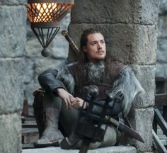 Alexander Dreymon as Uhtred in The Last Kingdom Lagertha, Uhtred De Bebbanburg, Alexander Dreymon, Eddard Stark, The Last Kingdom, Norse Vikings, Viking Age, Book Tv, Film Music Books