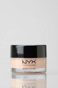 NYX Full Coverage Concealer Jar for meeeee