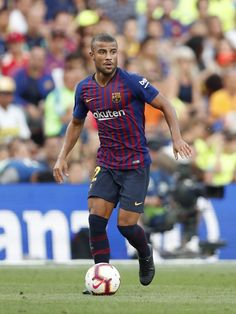 57b949461 Rafinha of FC Barcelona during the Trofeu Joan Gamper match between FC  Barcelona and Boca Juniors at the Camp Nou stadium on August 2018 in  Barcelona