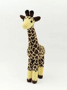 Ravelry: Giraffe pattern by Kati Galusz