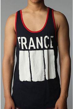 5583548597901 Altru France Tank Top. Urban OutfittersBirthday ListTank ...