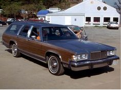 "IMCDb.org: 1983 Mercury Grand Marquis Colony Park in ""The Rockford Files: I Still Love L.A., 1994"""
