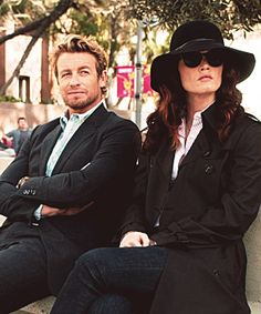 Jisbon - The Mentalist - Jane and Lisbon