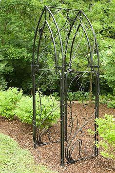 Maynard Studios: The Grid Method of Making a Garden Arbor
