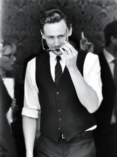 """Every time I think to myself 'No more Tom Hiddleston pins. At least for a while,' this happens."" <--Basically, yes."