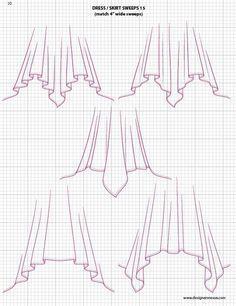 templates fabrics | ♦F&I♦