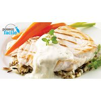 Flying in on Friday (6/21) Fresh from Hawaii -- Wild Caught Blue Marlin -- Stop by Mackenthun's Fine Foods Fish & Seafood Service Case to get yours! While supplies last... Check out this recipe.  Blue Marlin Steaks with Boursin | IGA Recipes