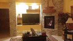 Lund fireplace